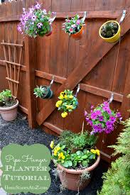 Urban Garden Do It Yourself Fence Planter