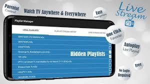 Livestream TV - M3U Stream Player IPTV for Android - APK Download