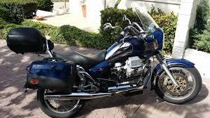 moto guzzi california ev touring pics