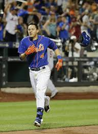 Fan favorite Flores homers in 12th, Mets beat Nationals 2-1 - The San Diego  Union-Tribune