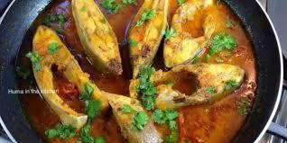 Machli Ka Mazedar Salan | Fish Curry Pakistani Recipe In Urdu