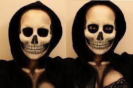 40 halloween skull makeup ideas