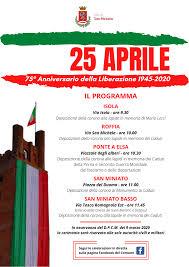 25 aprile, San Miniato celebra la Liberazione (a porte chiuse). Le ...