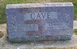 Myrtle Parker Dodge Cave (1890-1987) - Find A Grave Memorial