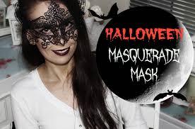 masquerade mask halloween makeup