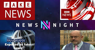 Former BBC Newsnight and Panorama journalist claims the BBC are ...