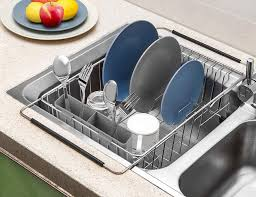 the 10 best over the sink dish drying