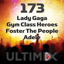 Ultimix 173 Vinyl DJ Remixes Lady Gaga Foster The People Adele Gym Class  Heroes | eBay