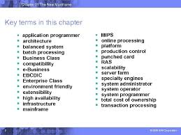 introduction to z os basics chapter 1