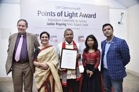 The Forest Man of India - Points of Light