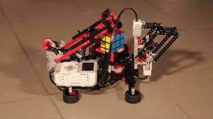 mindstorms ev3 rubiks cube solving