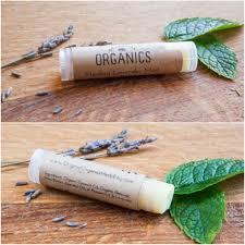 make your own natural lip balm