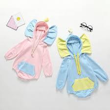 Bộ áo liền quần in hình chuột Mickey dễ thương cho trẻ sơ sinh, Giá tháng  11/2020
