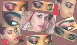 stani bridal eye makeup tips saubhaya