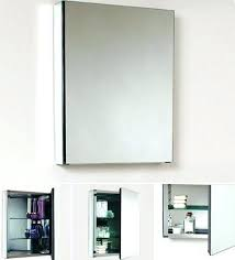 medicine cabinet mirror replacements