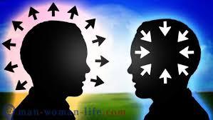 Introversion et extraversion, ou qui les « doublures » et « vneshniki »