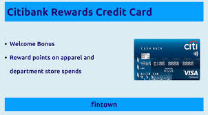 citibank rewards credit card review