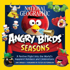 National Geographic Angry Birds Seasons eBook by Amy Briggs ...