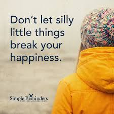 unknown author stock silly little things happiness nz simple
