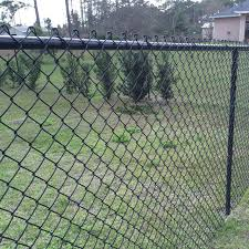 China 5 Foot Height Black Vinyl Chain Link Fence For Dog China Black Vinyl Chain Link Fence 5 Foot Height Chain Link Fence