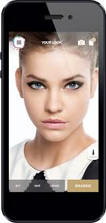 l paris makeup genius app