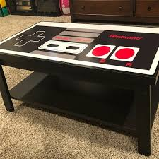 game controller coffee table