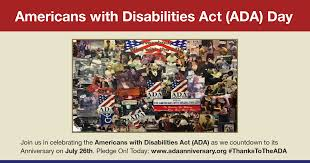 The NNLM Library Program Kit on Americans with Disabilities Act is Now  Available | MidContinental Region News