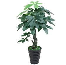 90cm real touch artificial plants