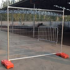 Iso9001 Temporary Fence Factory Sale Easily Installed Portable Fence 8ft Galvanised Flat Panel Temporary Fencing At Lowes Buy Plastic Portable Fence Lowes Wire Panel Fencing Temporary Fence Panels Hot Sale Product On Alibaba Com