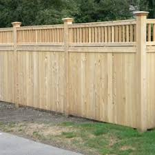 Wood Fencing Wood Fence Design Fence Design Backyard Fences