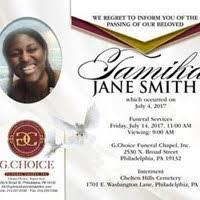 Tamika Smith Obituary - Philadelphia, Pennsylvania   Legacy.com