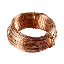 Everhang 7 7m 20g Copper Picture Hanging Wire Bunnings Warehouse