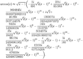 esf the encyclopedia of special functions
