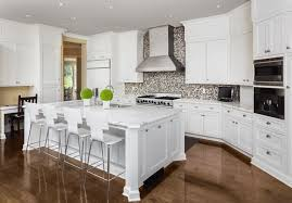 countertops for white cabinets best