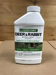 Liquid Fence Hg 71106 Deer Rabbit Repellent 32 Oz For Sale Online Ebay