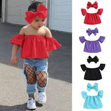 cute toddler baby kids s off