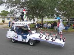 golf cart parade sun city center fl