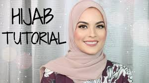 EASY CHIFFON HIJAB TUTORIAL | Omaya Zein - YouTube