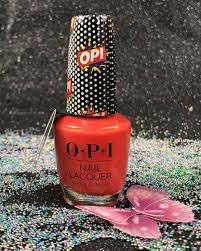 opi nail lacquer opi pops nlp49 pop