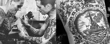 the ancient art of tattooing