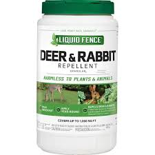 Liquid Fence Deer Rabbit Repellent Granular Hg 70266 Blain S Farm Fleet
