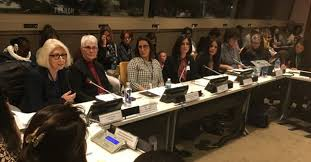 Global Alliance on Media and Gender discuss core issues of Women during CSW  2018