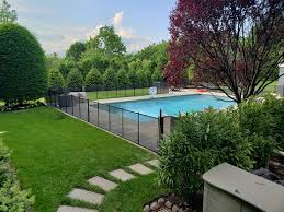 Pool Fence Photos Life Saver Pool Fence North New Jersey