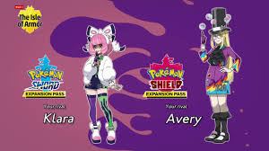 Pokemon Sword and Shield - New Characters in Upcoming DLC - SAMURAI GAMERS