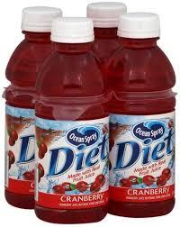 ocean spray t cranberry juice