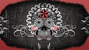 mexican skull wallpaper 41144tw 1158