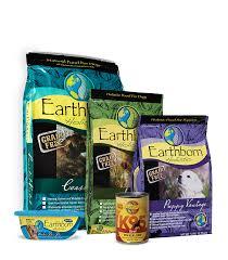 earthborn holistic dog food recipes