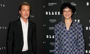 Brad Pitt, Alia Shawkat Got 'Touchy ...