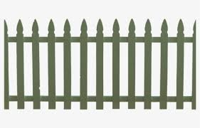 Free Picket Fence Clip Art With No Background Clipartkey