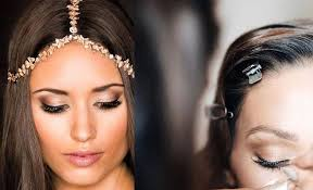 wedding makeup artists in manchester